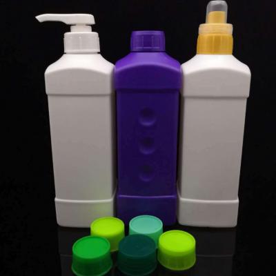 厂家批发洗洁精瓶 塑料瓶日化瓶现货加厚方形塑料瓶可定制产品
